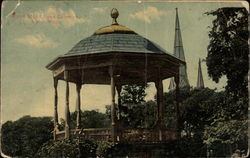 Band Stand, Lynn Common