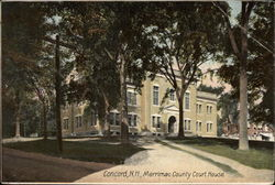 Merrimac County Courthouse