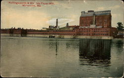 Hollingsworth & Whitney Paper Mill