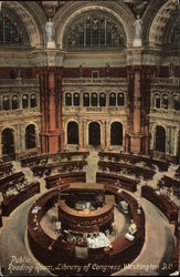 Public Reading Room, Library of Congress