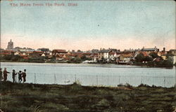 The Mere from the Park
