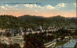 General View of State Hospital