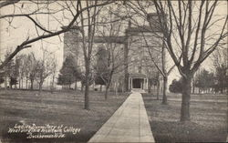 Ladies Dormitory of West Virginia Westewin College
