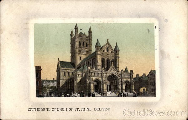 Cathedral Church of St. Anne Belfast Northern Ireland