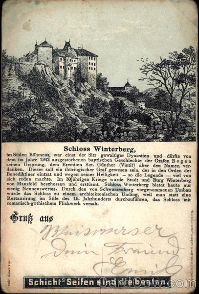 Schloss Winterberg Germany