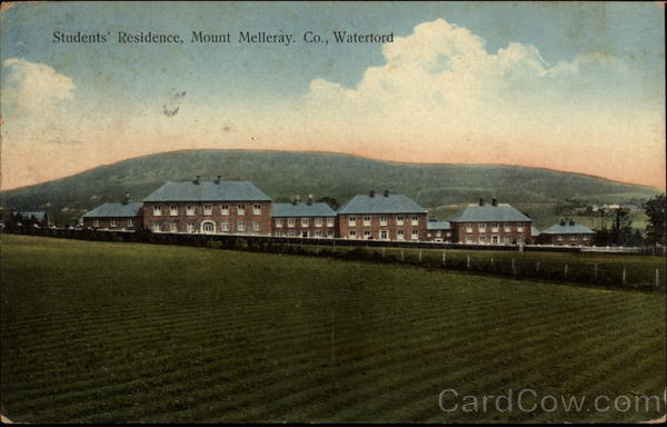 Students' Residence, Mount Melleray Cappoquin Ireland