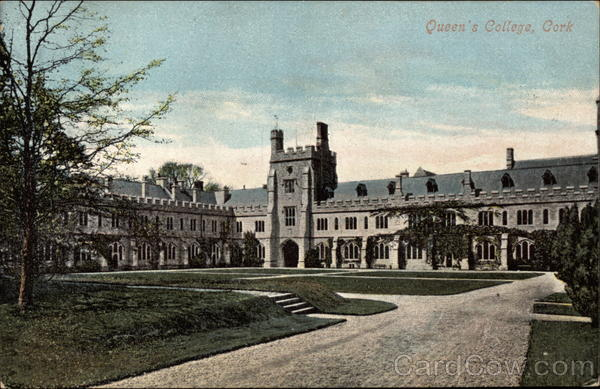 Queen's College Cork Ireland