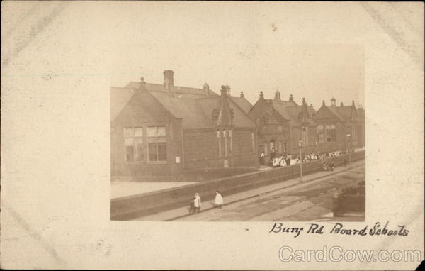 Bury Road Board Schools England
