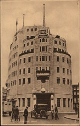 Broadcasting House - British Broadcasting Corporation - BBC