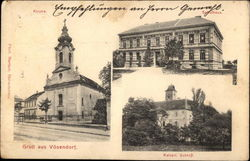 Greetings from Vosendorf