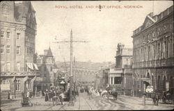 Royal Hotel and Post Office