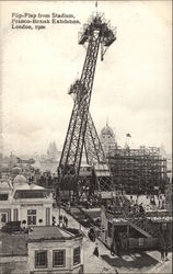 Flip-Flap from Stadium, Franco-British Exhibition 1908
