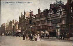 Old Houses, Holborn