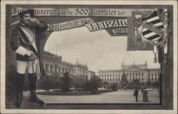 University of Leipzig - 500th Anniversary 1909