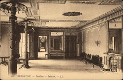 The Pavilion - Interior