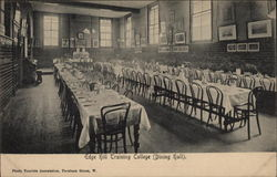 Edge Hill Training College - Dining Hall