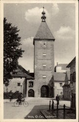 The Ledererturm - Gate Tower