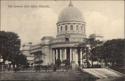 The General Post Office Postcard