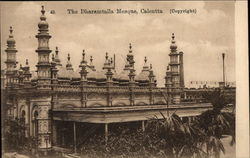 The Dharamtalla Mosque Postcard