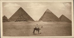 General View of the Four Pyramids
