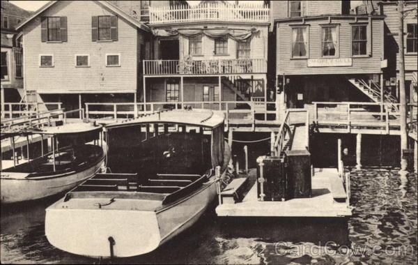 The Ferry Wharf