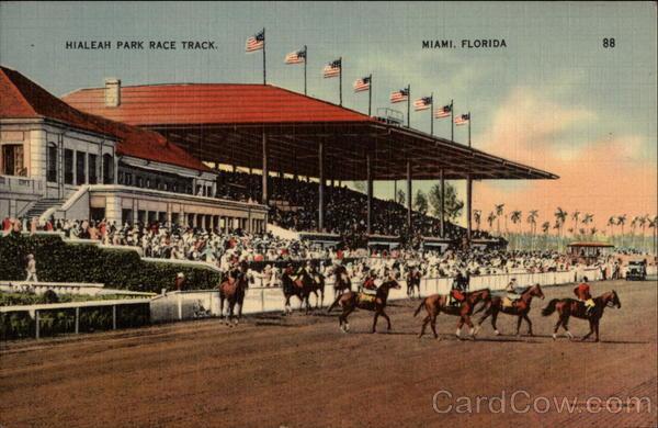 Hialeah Race Track And Casino