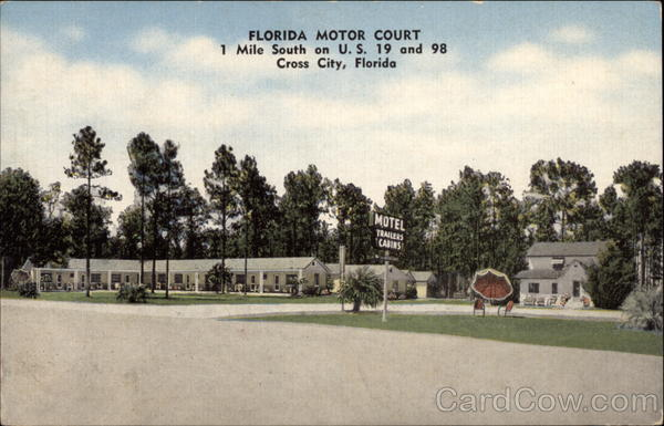 Florida Motor Court Cross City