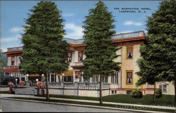 The Manhattan Hotel Lakewood New Jersey