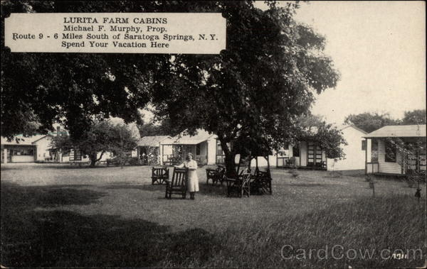 Lurita Farm Cabins New York