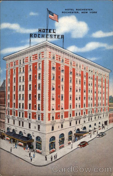 Hotel Rochester New York