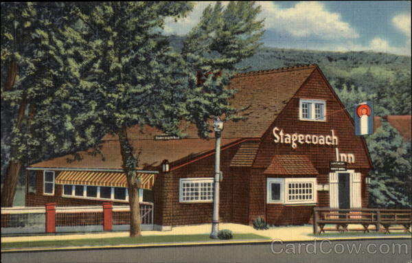 Stagecoach Inn Manitou Springs Colorado