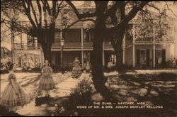 The Elms, Home of Mr. & Mrs. Joseph Bentley Kellogg