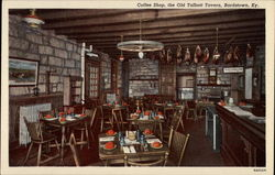 Coffee Shop, the Old Talbott Tavern