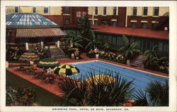 Swimming Pool, Hotel de Soto