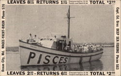 Pisces Deep Sea Fishing Boat