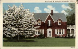 Home of C. H. Campbell