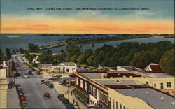 C180 West Cleveland Street and Memorial Causeway