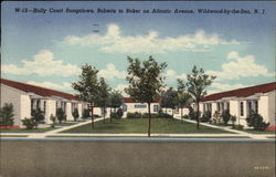 Holly Court Bungalows, Roberts to Baker on Atlantic Avenue