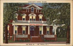 Carslake's Dining Rooms