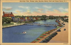 Bird's Eye View, Wesley Lake