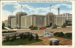 The Modern Office Building of the Hershey Chocolate Corporation