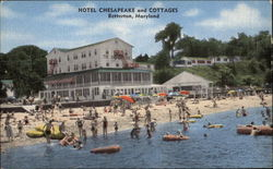 Hotel Chesapeake and Cottages