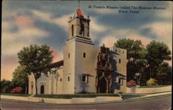 St. Francis Mission (Called The Mexican Mission)