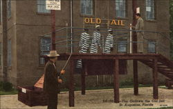 The Gallows, the Old Jail
