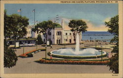 Fountain and Casino, Playland