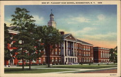 New Mt. Pleasant High School