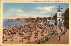 Boardwalk and Beach, Playland