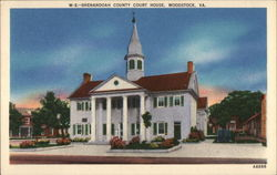Shenandoah County Court House