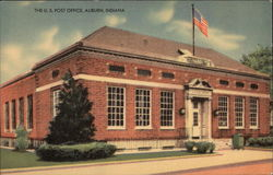The U.S. Post Office Postcard