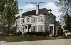 Home of William H. Harrison